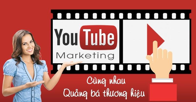 Chạy quảng cáo Youtube hiệu quả giúp quảng bá thương hiệu